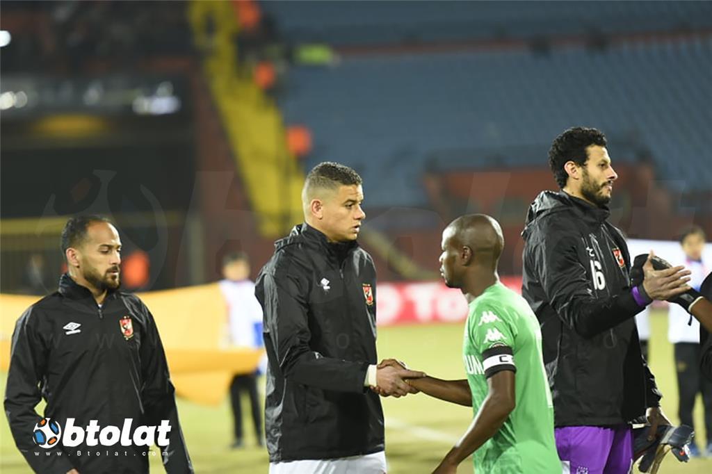 صور مباراة الاهلي وبلاتينيوم في دوري ابطال افريقيا