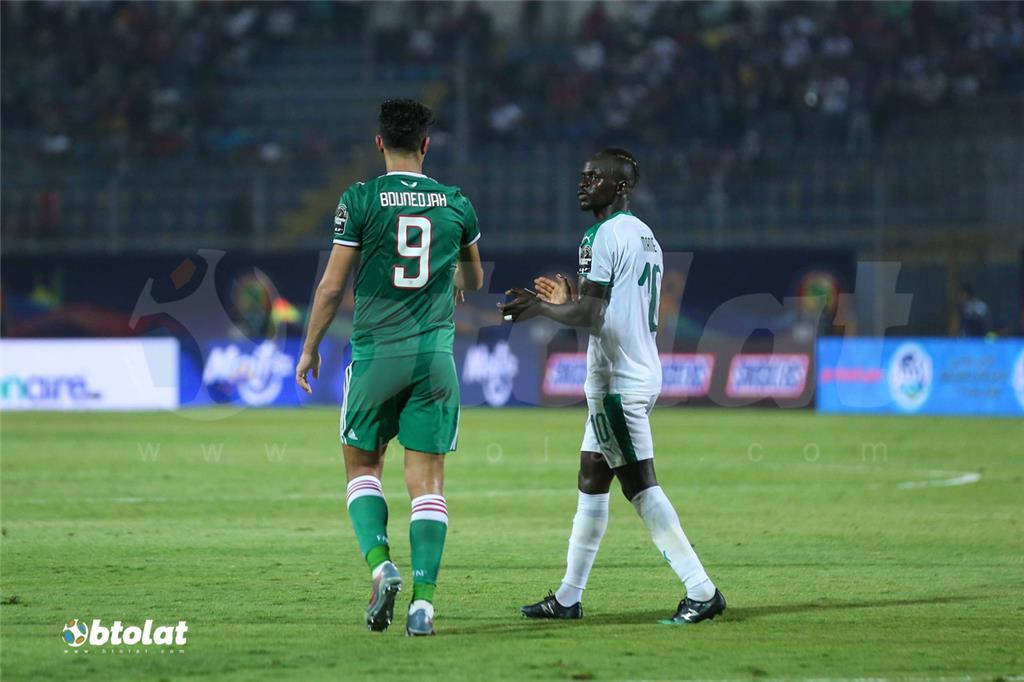 ساديو ماني بعد هزيمة منتخب بلاده امام الجزائر