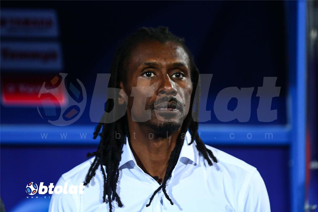 جانب من مباراة السنغال وكينيا