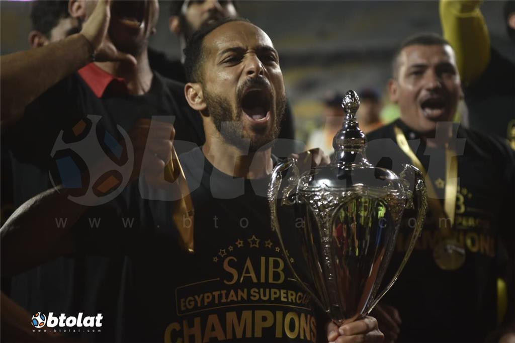 صور تتويج الاهلي بطلا لكأس السوبر 2019