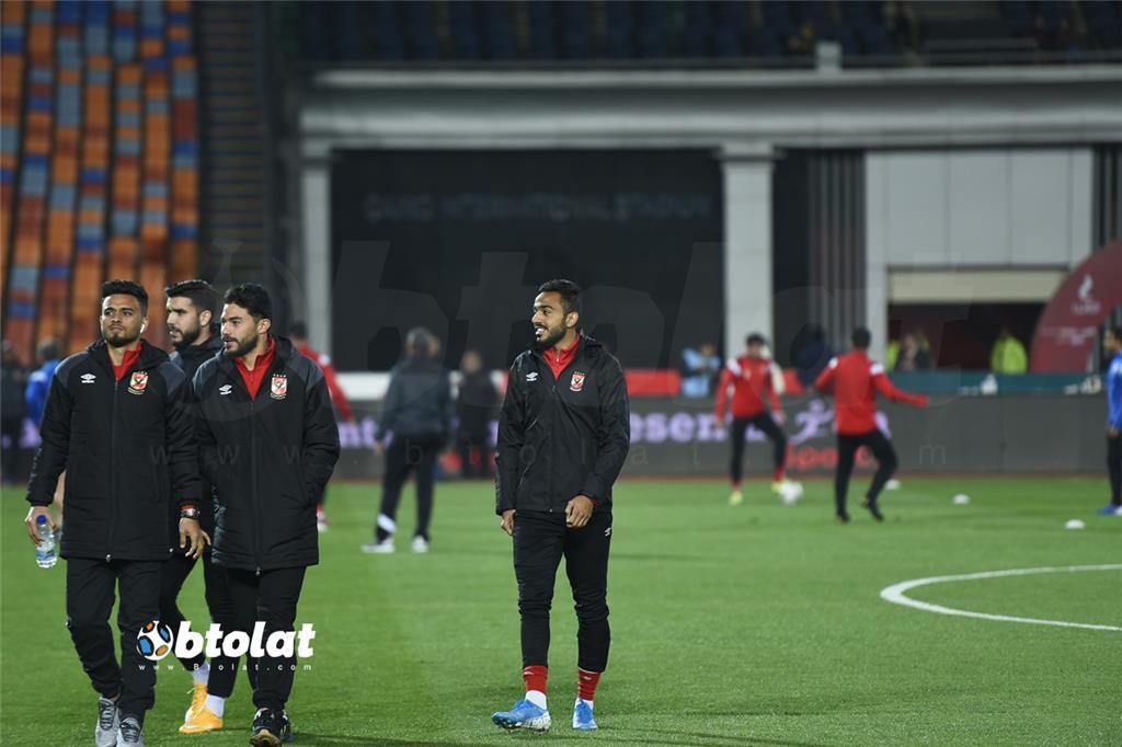 صور مباراة الاهلي واف سي مصر في الدوري المصري