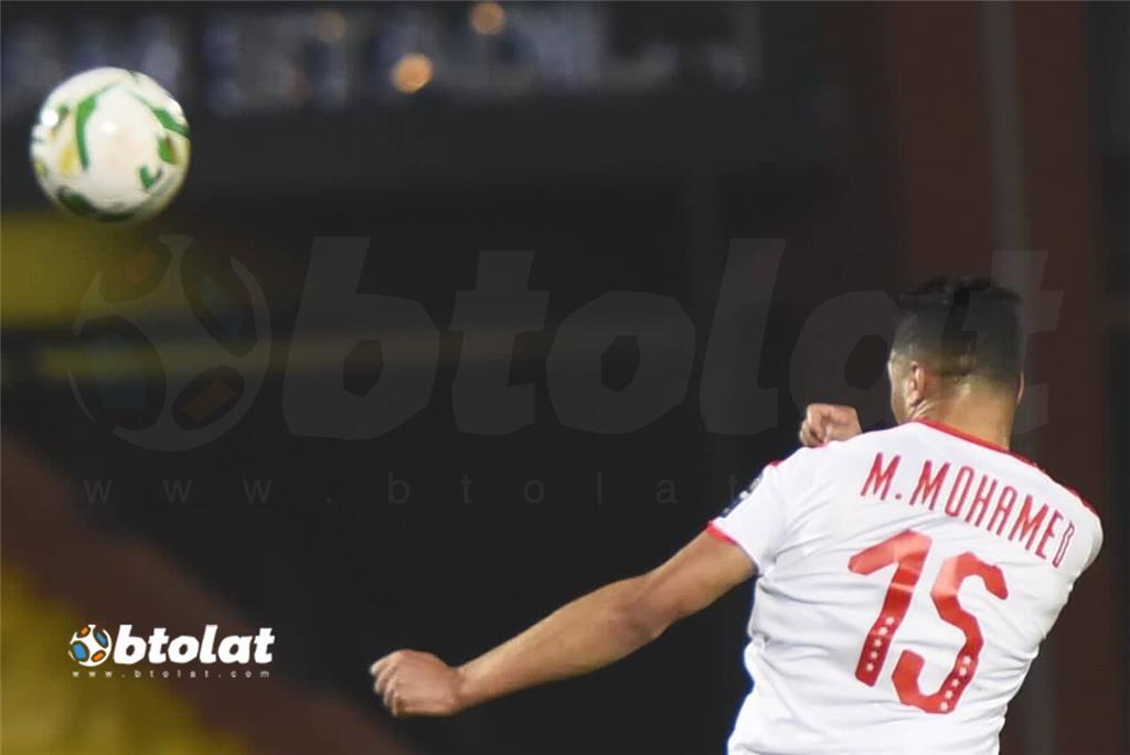 صور مباراة الزمالك وزيسكو في دوري ابطال افريقيا