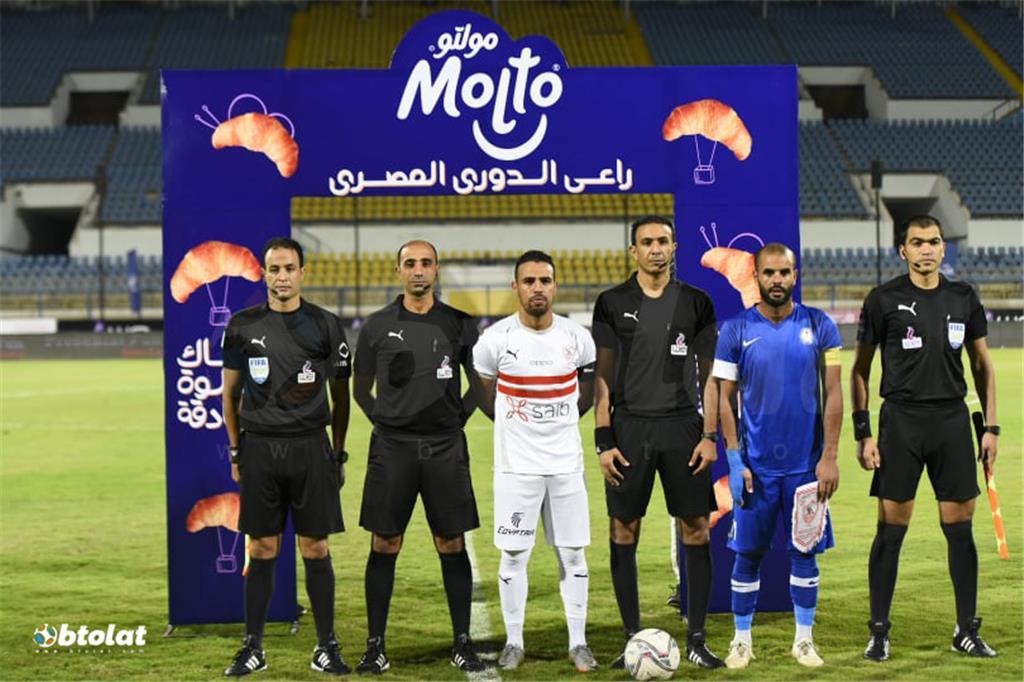 صور مباراة الزمالك وسموحة في كأس مصر