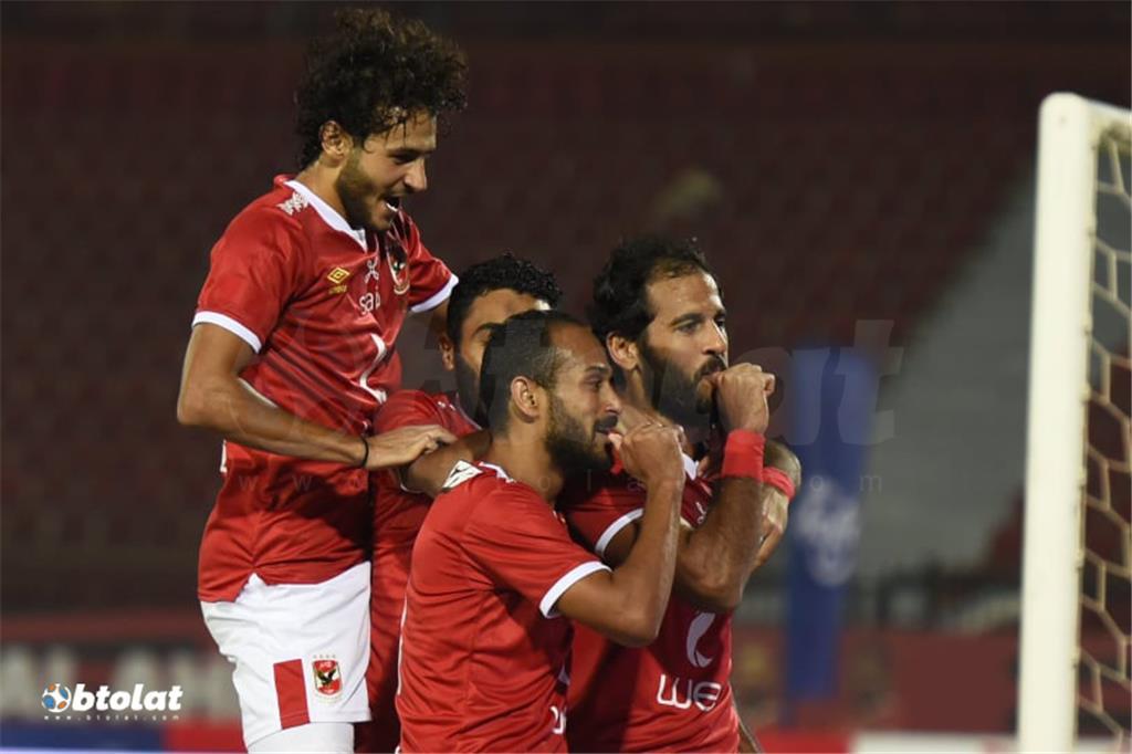 صور مباراة الاهلي وانبي في الدوري المصري