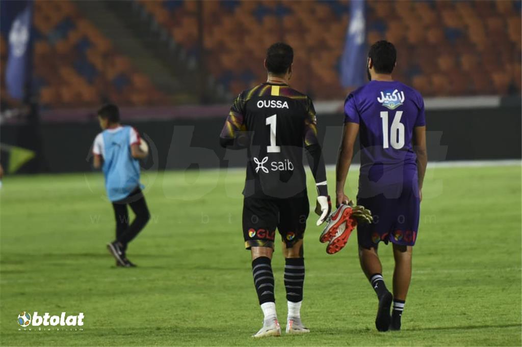 صور مباراة الزمالك ووادي دجلة في الدوري المصري