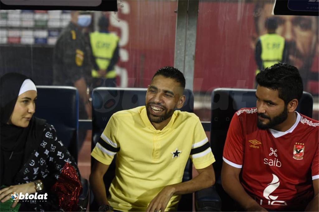 تتويج الاهلي بالدوري المصري