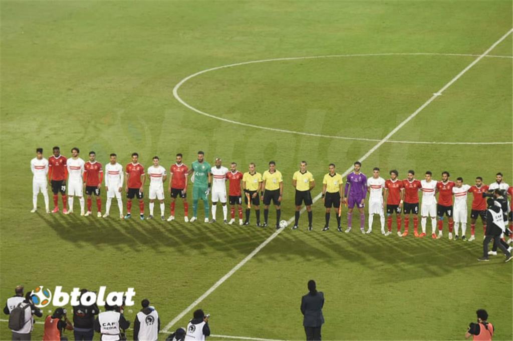 صور مباراة الاهلي والزمالك في نهائي دوري ابطال افريقيا