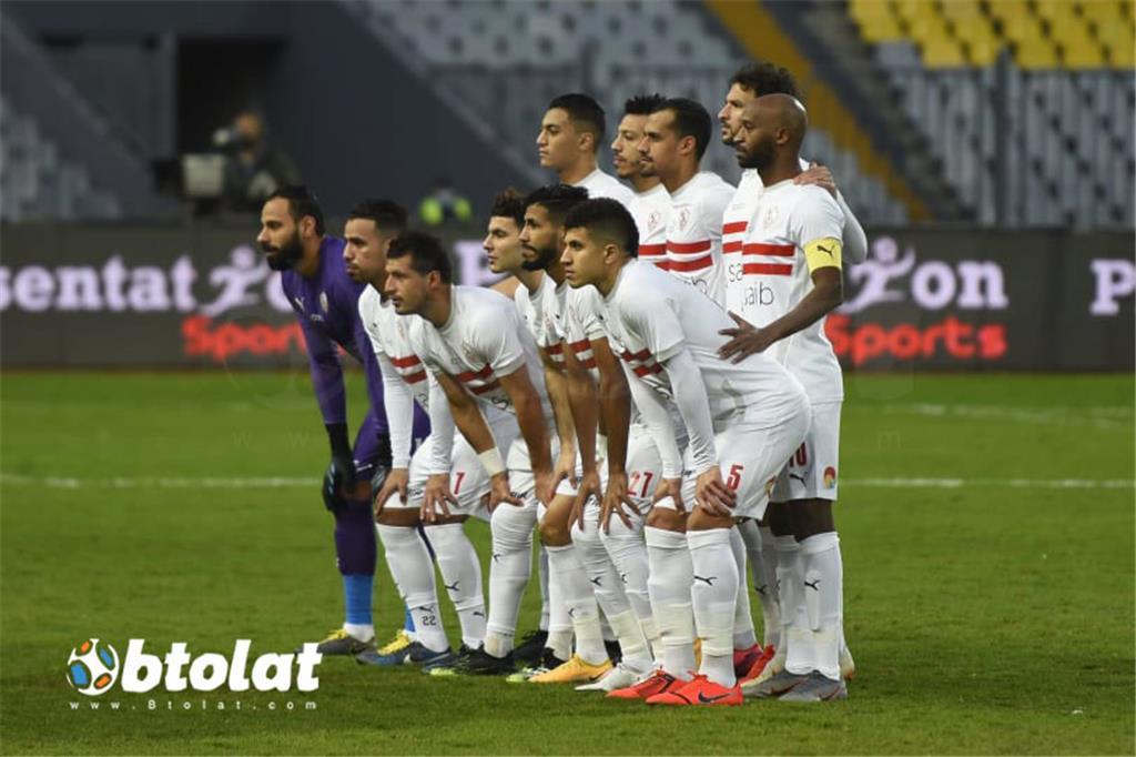صور مباراة الزمالك وطلائع الجيش في كاس مصر