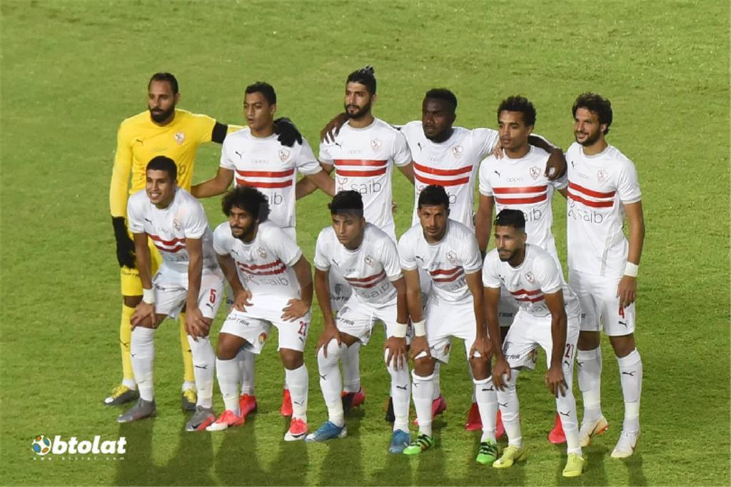 صور مباراة الزمالك وطلائع الجيش في الدوري المصري
