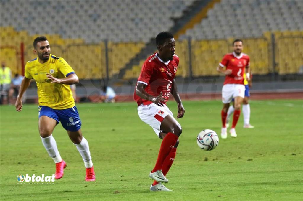 صور مباراة الاهلي والاسماعيلي في الدوري المصري
