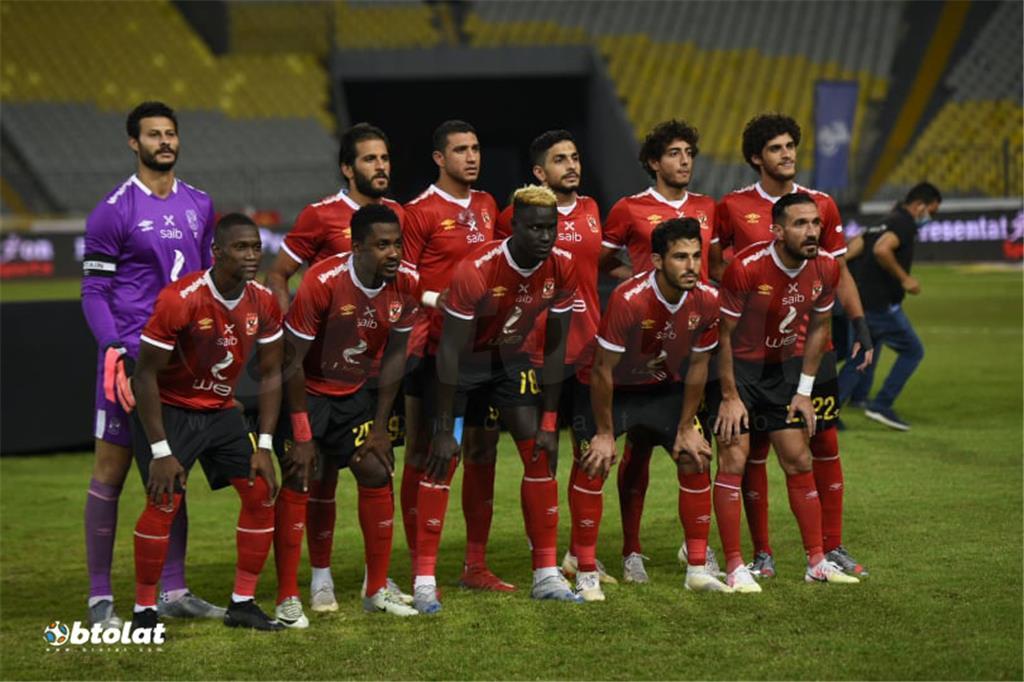 صور مباراة الاهلي والاتحاد السكندري في الدوري المصري