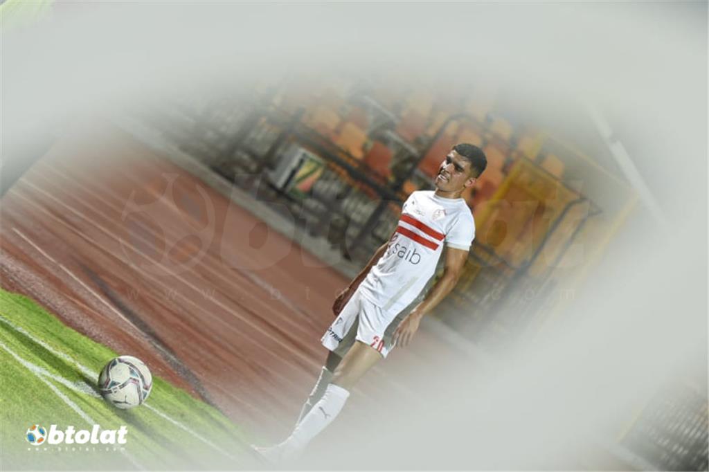صور مباراة الزمالك وطنطا