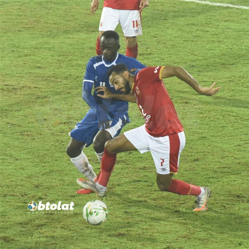صور مباراة الاهلي وسونيديب في دوري ابطال افريقيا