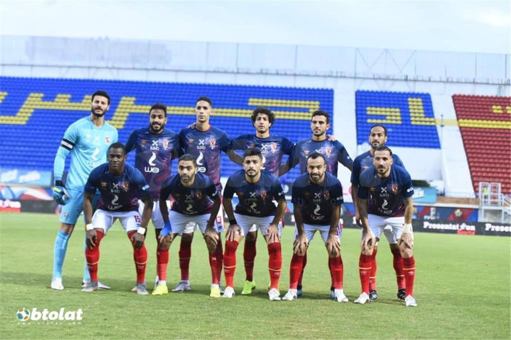 صور مباراة الاهلي والبنك الاهلي في الدوري المصري