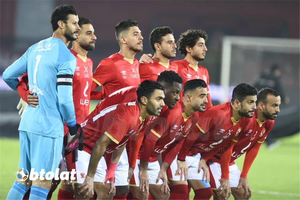 صور مباراة الاهلي وطلائع الجيش فى الدوري المصري