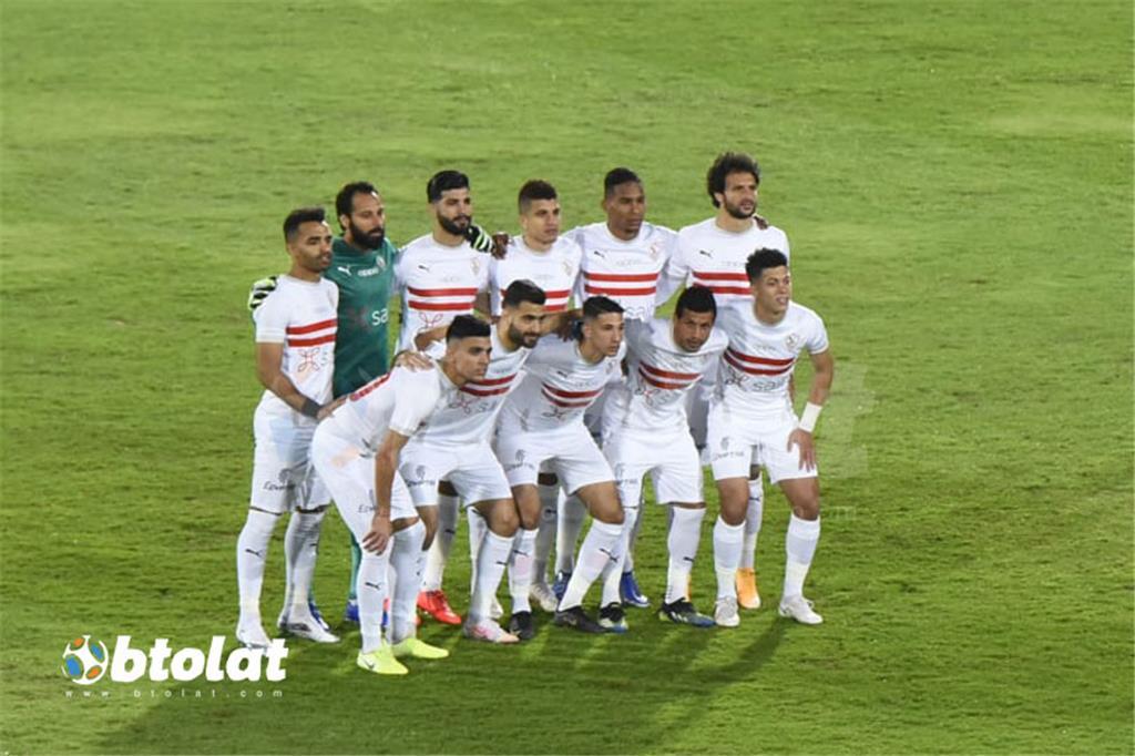 صور مباراة الزمالك ووادي دجلة فى الدوري المصري