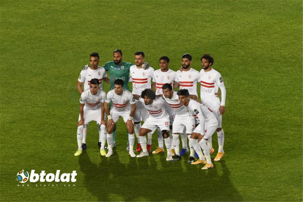 صور مباراة الزمالك والترجي التونسي فى دوري ابطال افريقيا
