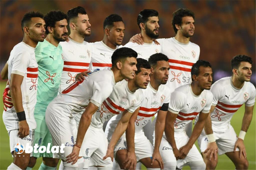 صور مباراة الزمالك وانبي في الدوري المصري