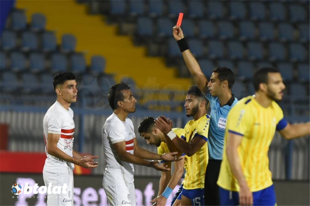 صور مباراة الزمالك والاسماعيلي في كأس مصر