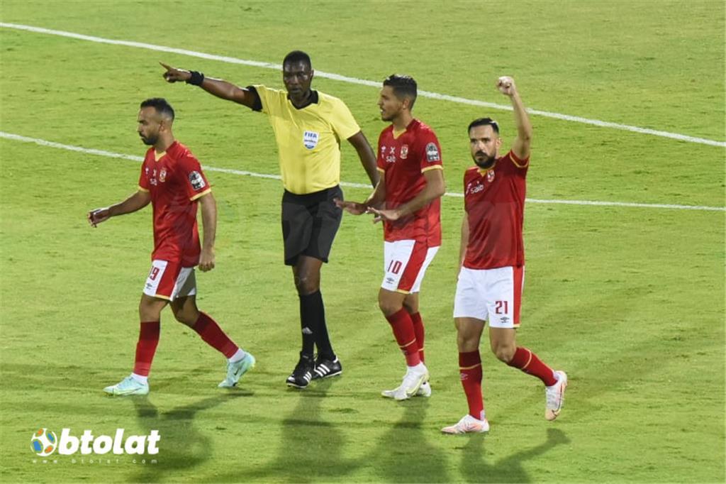 صور مباراة الاهلي والترجي في دوري ابطال افريقيا