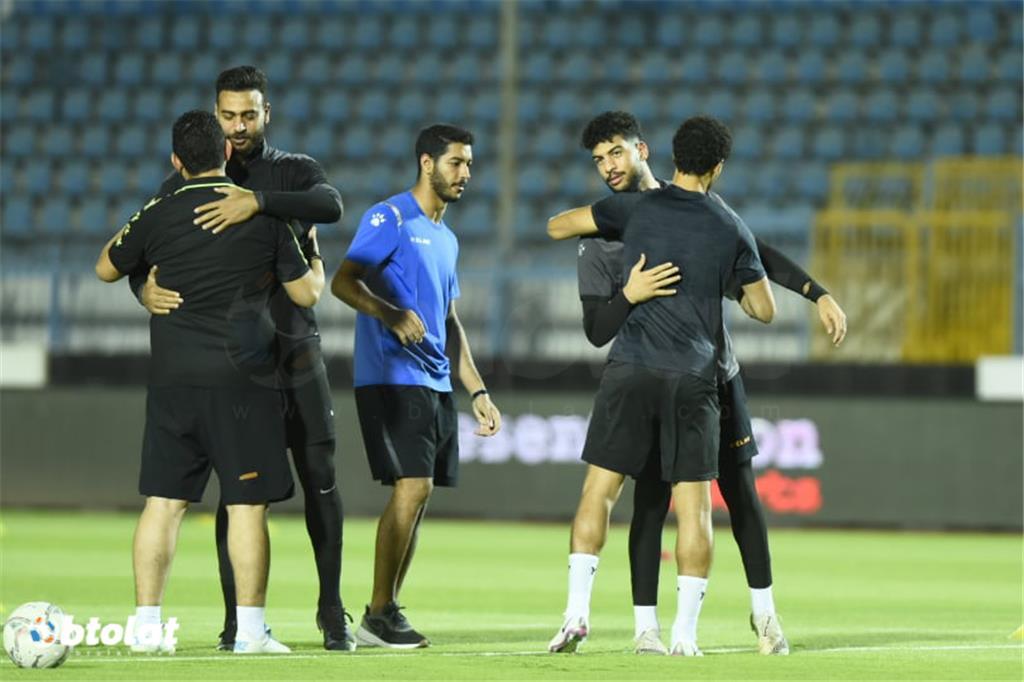 صور مباراة الزمالك وسيراميكا كليوباترا في الدوري المصري