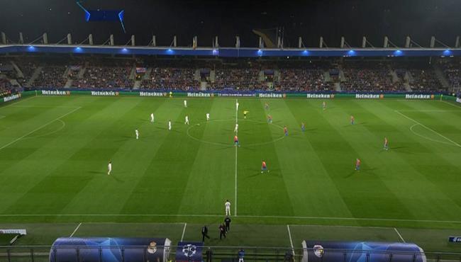 ملخص مباراة ريال مدريد وفيكتوريا بلزن دوري ابطال اوروبا
