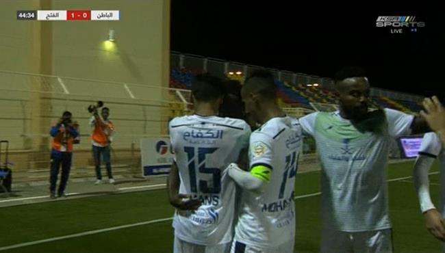 اهداف مباراة الفتح والباطن (2-2) الدوري السعودي