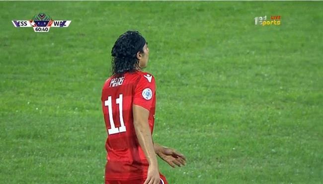 حارس الوداد يحرم عمرو مرعي من تسجيل هدف مؤكد