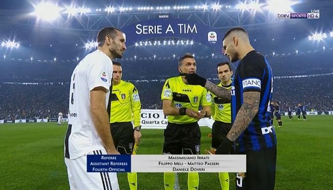 ملخص مباراة يوفنتوس وانتر ميلان (1-0) الدوري الايطالي