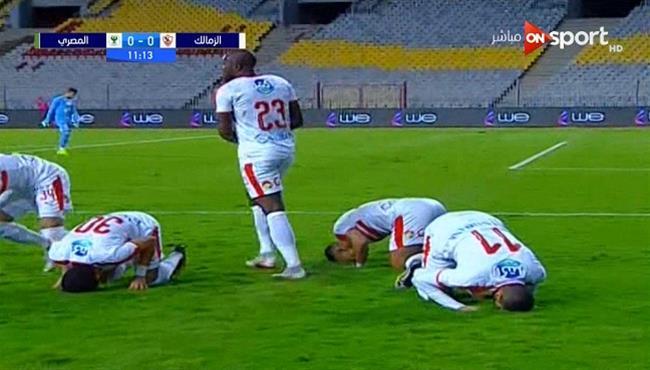اهداف مباراة الزمالك والمصري (2-0) الدوري المصري