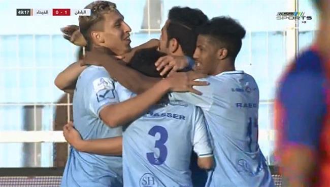 هدف فوز الباطن علي الفيحاء (1-0) الدوري السعودي