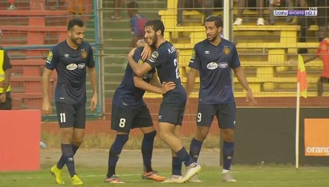 اهداف مباراة الترجي وحوريا الغيني (1-1) تعليق عصام الشوالي