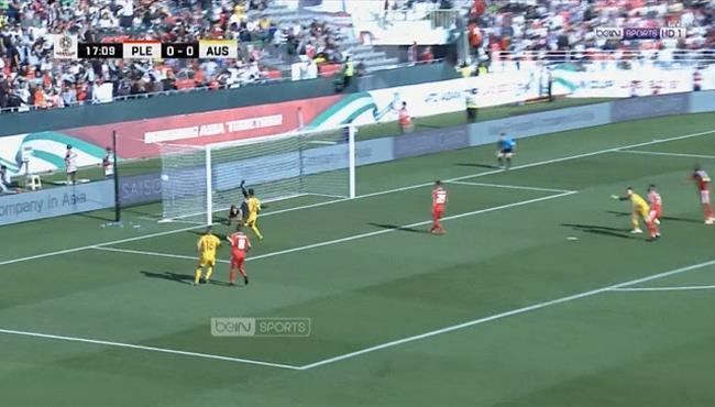 اهداف مباراة فلسطين واستراليا (0-3) كاس اسيا
