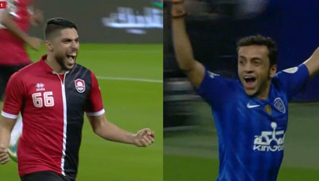 اهداف مباراة الهلال والرائد المثيرة (1-1) الدوري السعودي