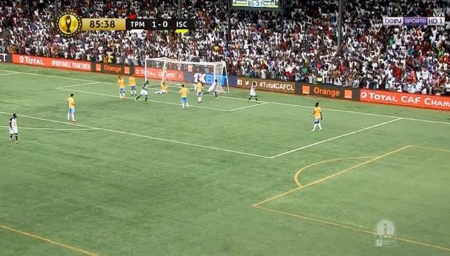 اهداف مباراة الاسماعيلي ومازيمبي (0-2) دوري ابطال افريقيا