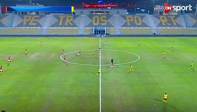 ملخص مباراة الاهلي ووادي دجلة 2 1 الدوري المصري بطولات