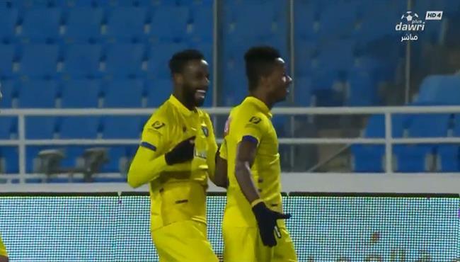 اهداف مباراة التعاون والحزم (1-1) الدوري السعودي