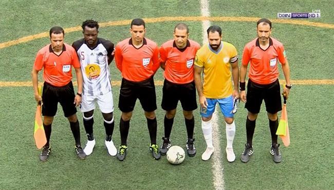 ملخص مباراة الاسماعيلي ومازيمبي (0-2) دوري ابطال افريقيا