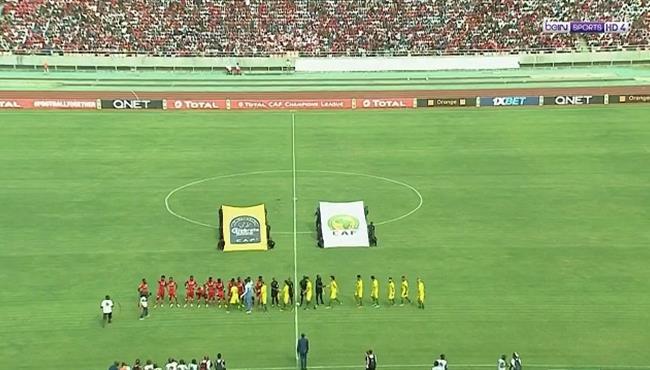 ملخص مباراة شبيبة الساورة وسيمبا (0-3) دوري ابطال افريقيا