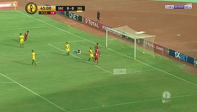 اهداف مباراة شبيبة الساورة وسيمبا (0-3) دوري ابطال افريقيا