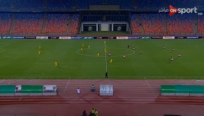 ملخص مباراة مصر وجنوب افريقيا الاوليمبي (1-0) مباراة ودية