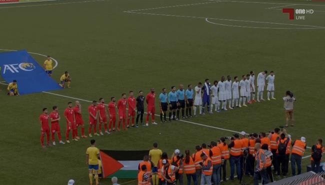 ملخص مباراة السعودية وفلسطين في تصفيات اسيا لكاس العالم