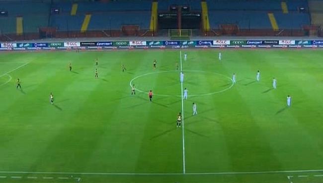 ملخص مباراة الزمالك والمقاولون العرب (2-1) الدوري المصري