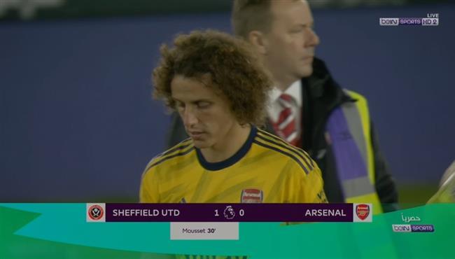 ملخص مباراة ارسنال وشيفيلد يونايتد (0-1) الدوري الانجليزي
