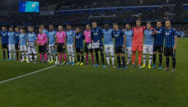 ملخص مباراة مانشستر سيتي واتالانتا (5-1) دوري ابطال اوروبا