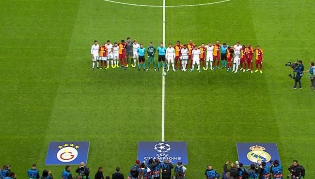 ملخص مباراة ريال مدريد وجلطة سراي (1-0) دوري ابطال اوروبا