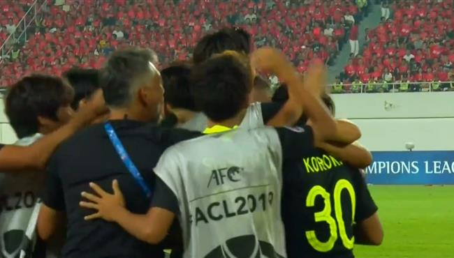 هدف فوز اوراوا ريدز علي جوانجزهو (1-0) دوري ابطال اسيا
