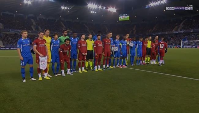 ملخص مباراة ليفربول وجينك تعليق عصام الشوالي