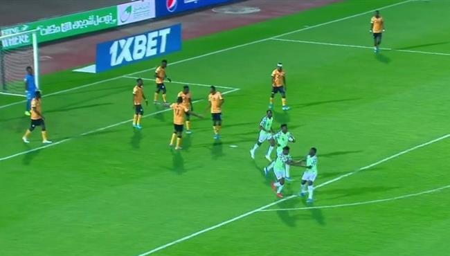 اهداف مباراة نيجيريا وزامبيا (3-1) كأس امم افريقيا تحت 23 عام