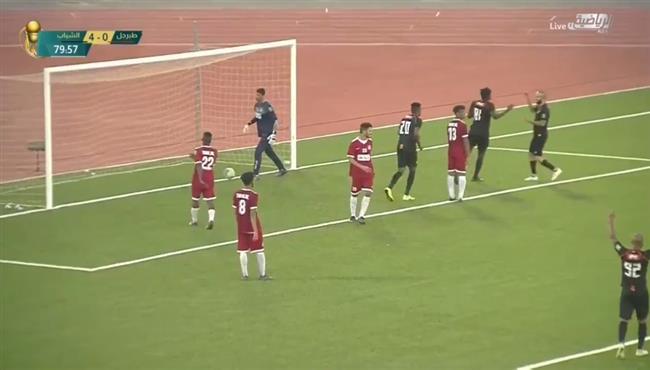 اهداف مباراة الشباب وطبرجل (6-0) كأس خادم الحرمين